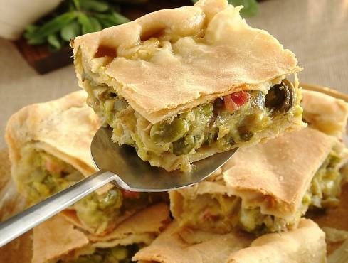Decorazioni Torte Salate : Gustar stefano gatti : torte salate del panettiere gustar